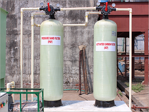 FRP Water Filters
