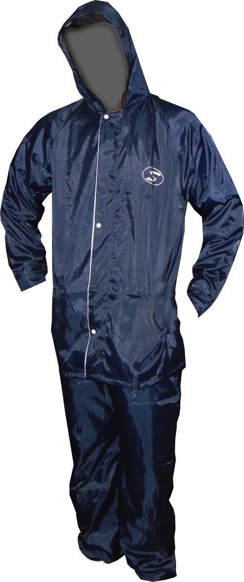 Reversible Raincoat for Executive