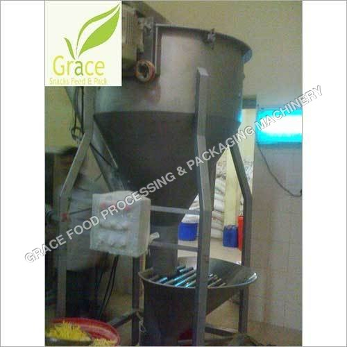 Vertical Meal Ribbon Mixer