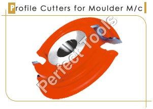Profile Cutter For Molder