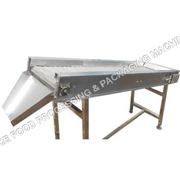 Stainless Steel Deoiling Conveyors