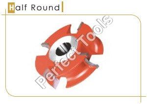 Half Round Cutter