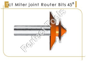 TCT Milter Joint Router Bit