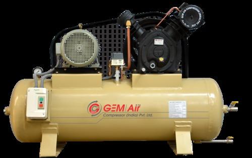 Silent screw air compressor