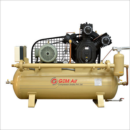 rotary lubricated screw compressor
