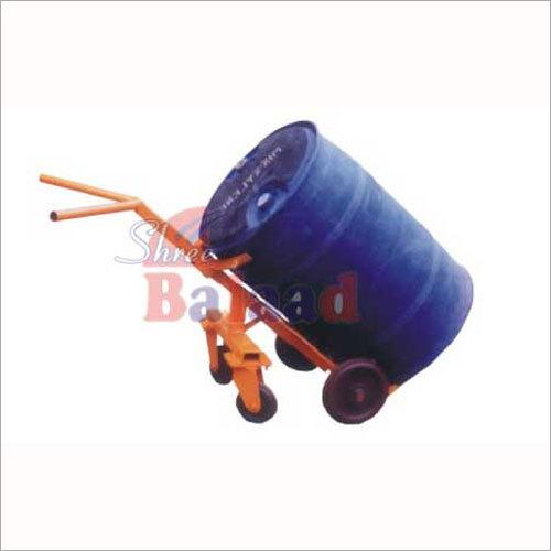4 Wheel Drum Trolley
