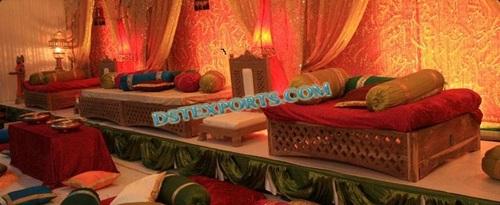 WEDDING MEHANDI STAGE DIWANS