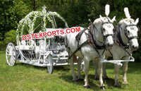 Australian Wedding Cinderalla Carriage