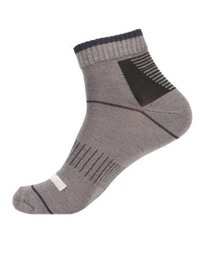 Extra Stretchable Dual Grip Stripling Ankle Socks