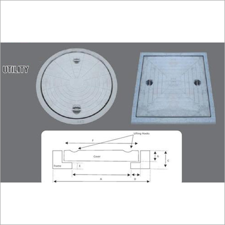 Manhole Covers Frames & Gratings