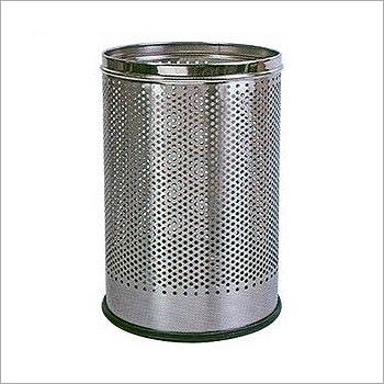 Perforated Waste Bin