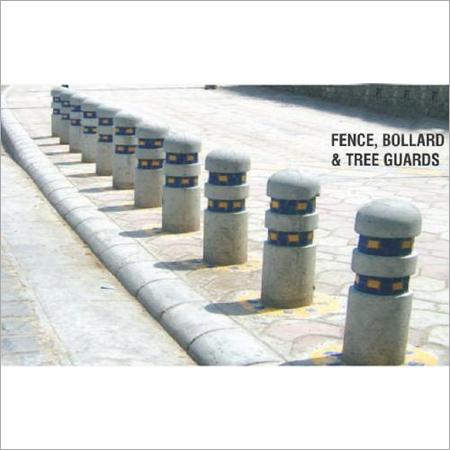 Cylindrical Bollard