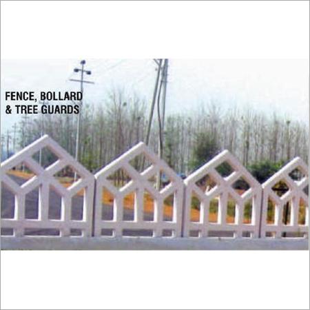Fence & Bollard & Tree Guards