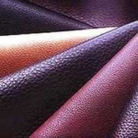 Goat Milled Nappa Finished Leather