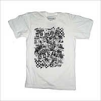 Round Necklines T Shirts
