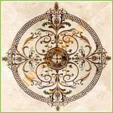 Natural Stone Inlay