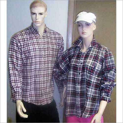 Yarn Dyed Shirting Fabrics