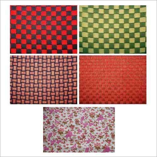 Embroidered Fabric Material