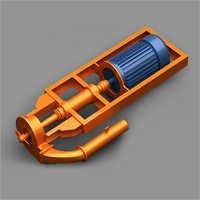 Industrial Slurry Pump