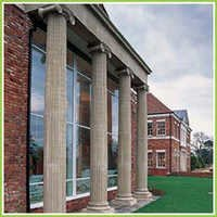 Indian Natural Stone Pillars