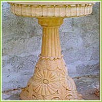 Stone Fountains Patterns
