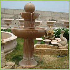 Marble Stone Fountains