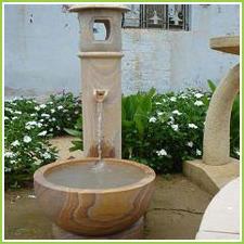 Stone Fountains