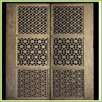 Marble Stone Carving Jali
