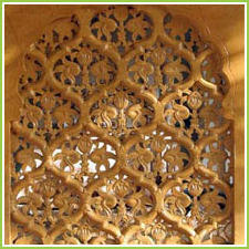 Marble Stone Jalis Patterns
