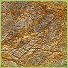 Bidasar Rainforest Yellow Marble