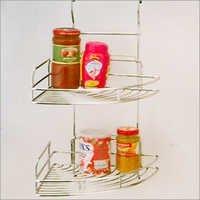 Hanging Corner Rack