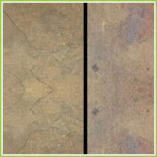 Sandstone Floor Slabs