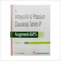 Amoxicillin Potassium Clavulanate Tablets
