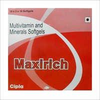 Multivitamin Minerals Softgel