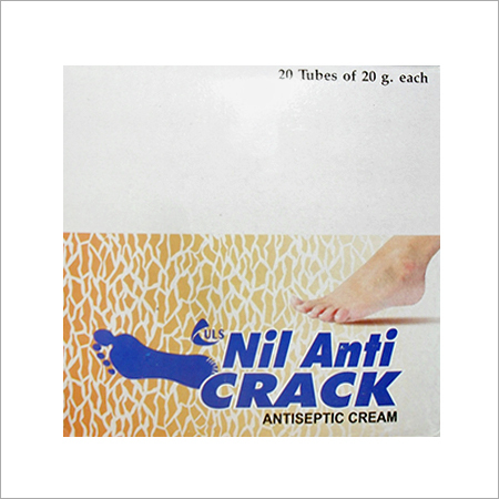 Nil Anti Crack Antiseptic Cream