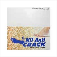 Nil Anti Crack Antiseptic Cream