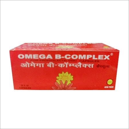 Omega B Complex Tablets