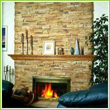 Marble Stone Fireplaces Pattern
