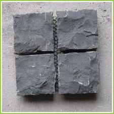 Indian Stone Kerb Patterns