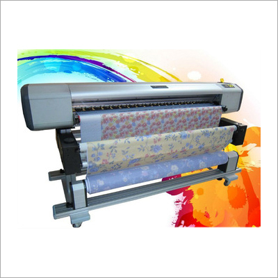 Automatic Digital Textile Printing Machine