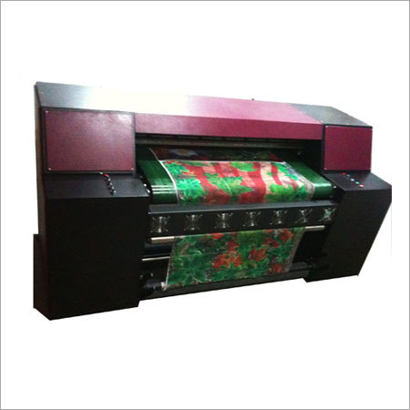 Commercial Digital Textile Printing Machine