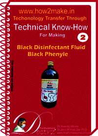 Black Phenyle Formulation (eBook)