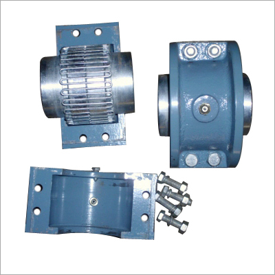 C Type Resilient Coupling
