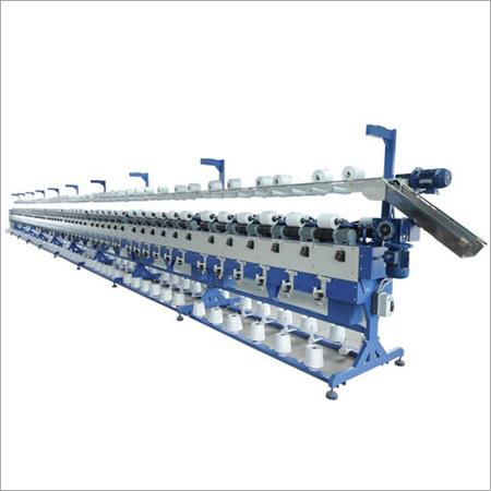 Soft Dye Package Winder