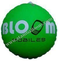 PVC Danglers Balloons