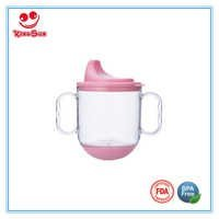 5oz Best Infant Sippy Cup with Anti Crash Base
