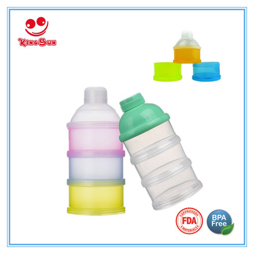 Multi-Layers Milk Powder Container for Baby