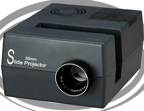 Manual SLIDE PROJECTOR
