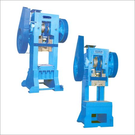 H-Frame Power Press ( Pillar Type)