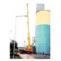 Mobile Telescopic Cranes Hiring Services